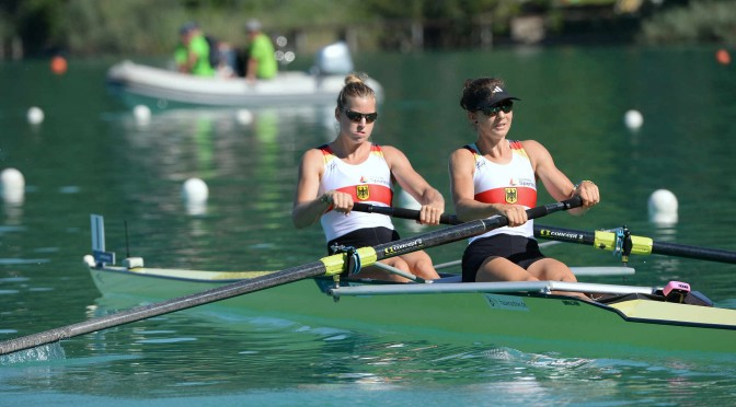 Hartmann/Marchand: Platz drei macht Mut